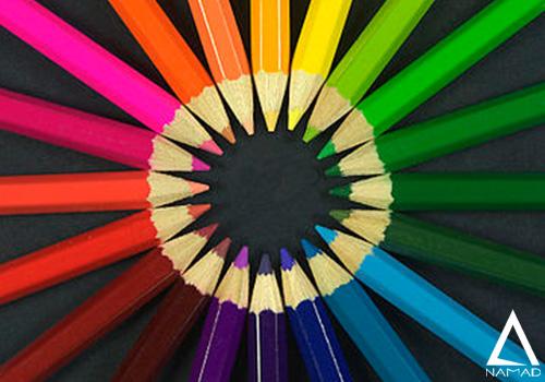 تاثیر رنگ ها در تبلیغات
